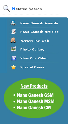 Welcome To Nano Ganesh :: Ossian Group